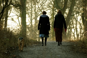 friends-2-women-walking-down-path